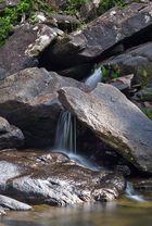 Wasserfall in Malaysia/Langkawi