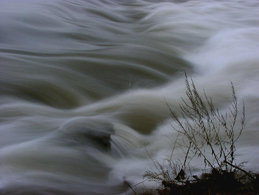 Wasserfall in Neustadt