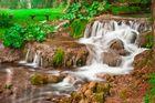 Wasserfall in Rastoke