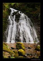 Wasserfall in Todtmoos (Schwarzwald)