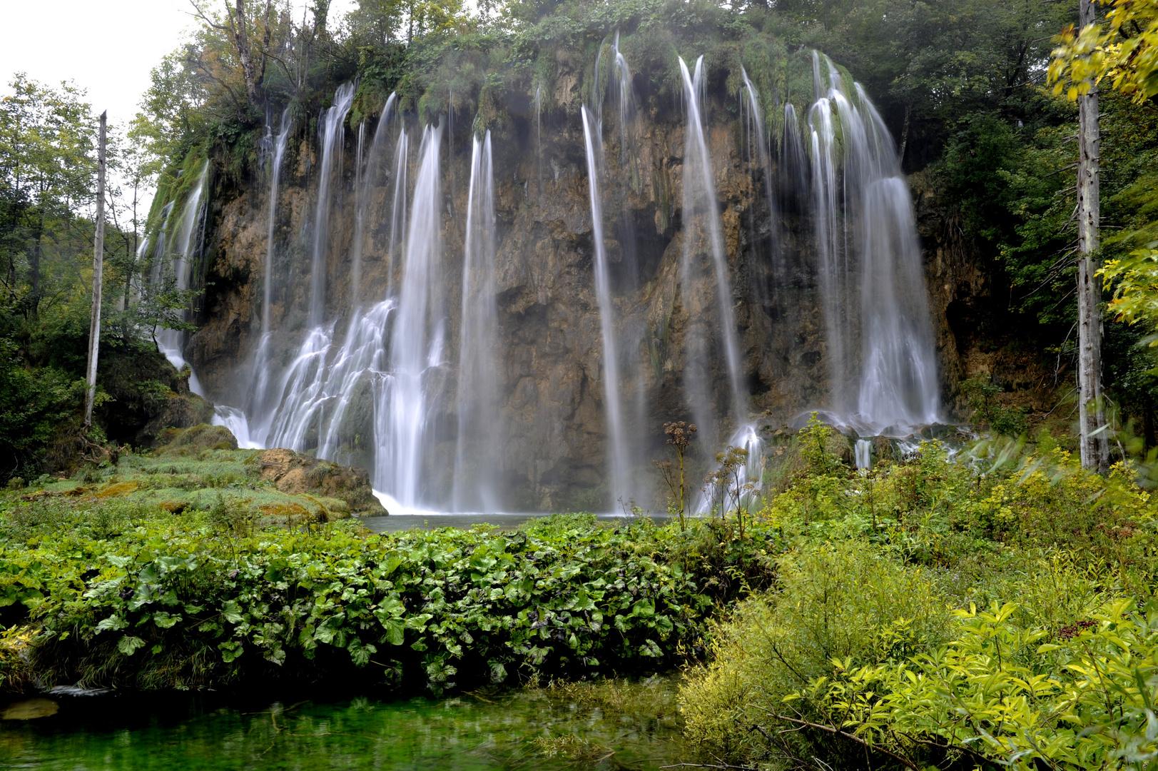 """Wasserfall-""""Konzert"""""""