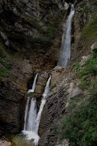 Wasserfall Martuljek 1