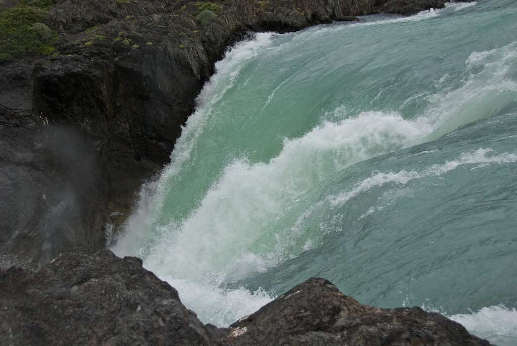 Wasserfall-Pehuesee 3
