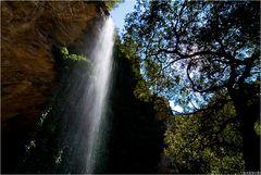 Wasserfall (Reserva de Galatzo)