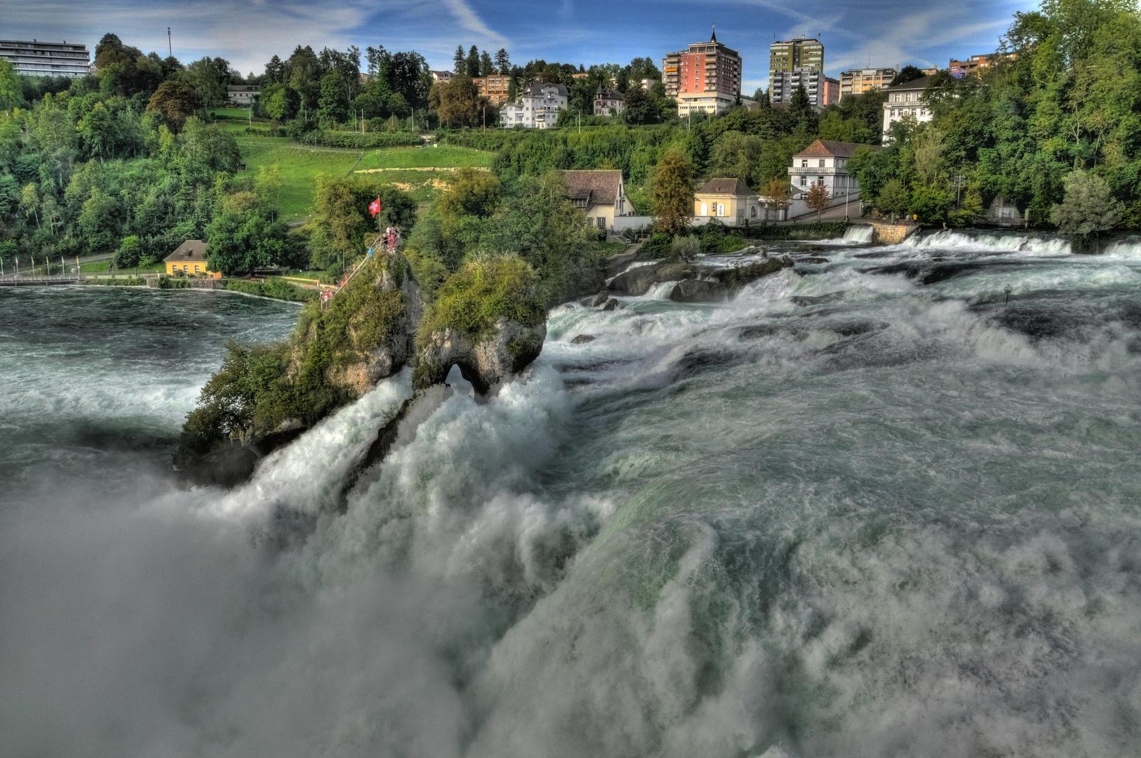 Wasserfall / Rheinfall