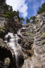 Wasserfall - Sausender Graben
