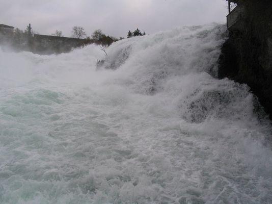 Wasserfall Schaffhausen