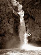 Wasserfall steibis