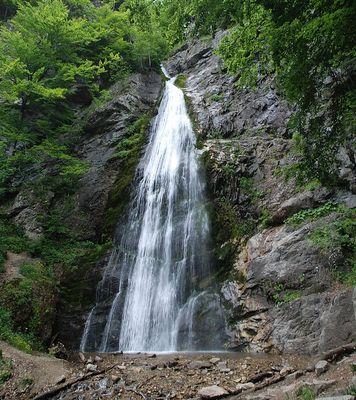 Wasserfall Sutovo SK