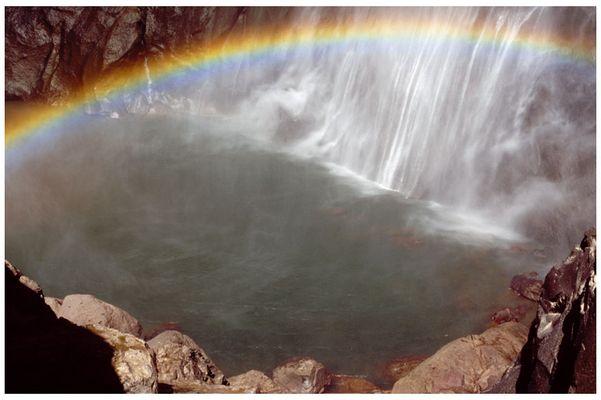 Wasserfall von Basaseachic III