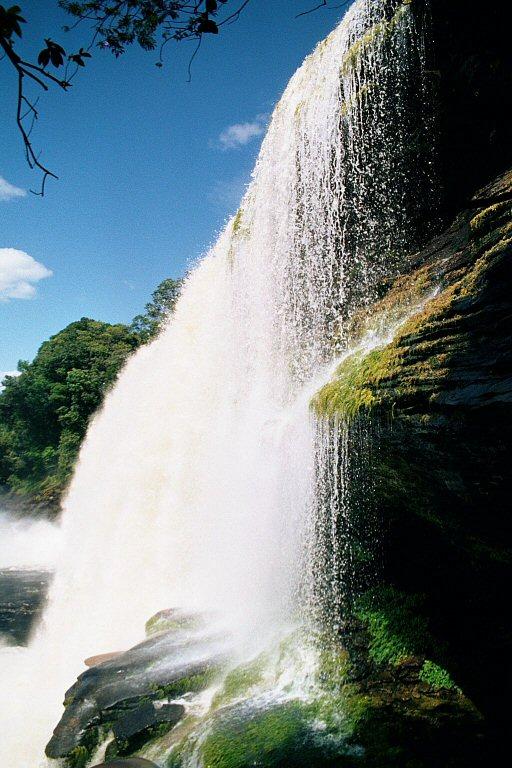 Wasserfall von Canaima