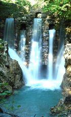 Wasserfall Wolfsklamm