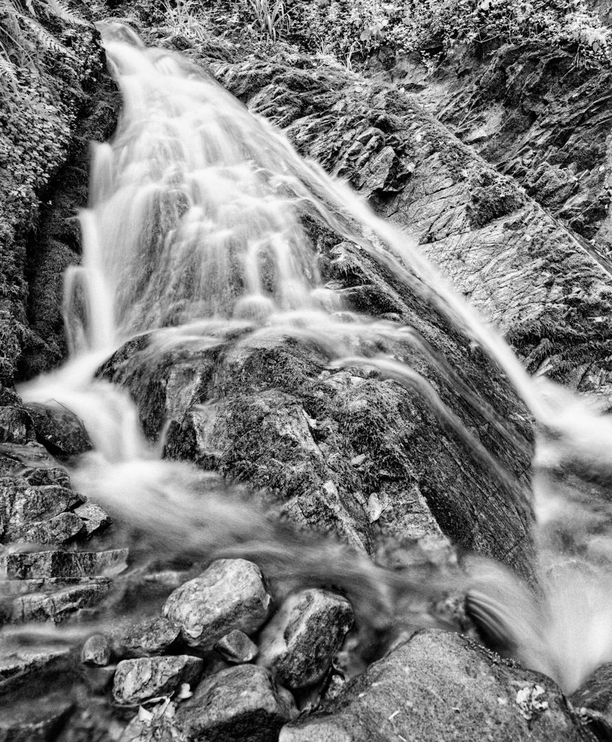 Wasserfallen - Infrarot