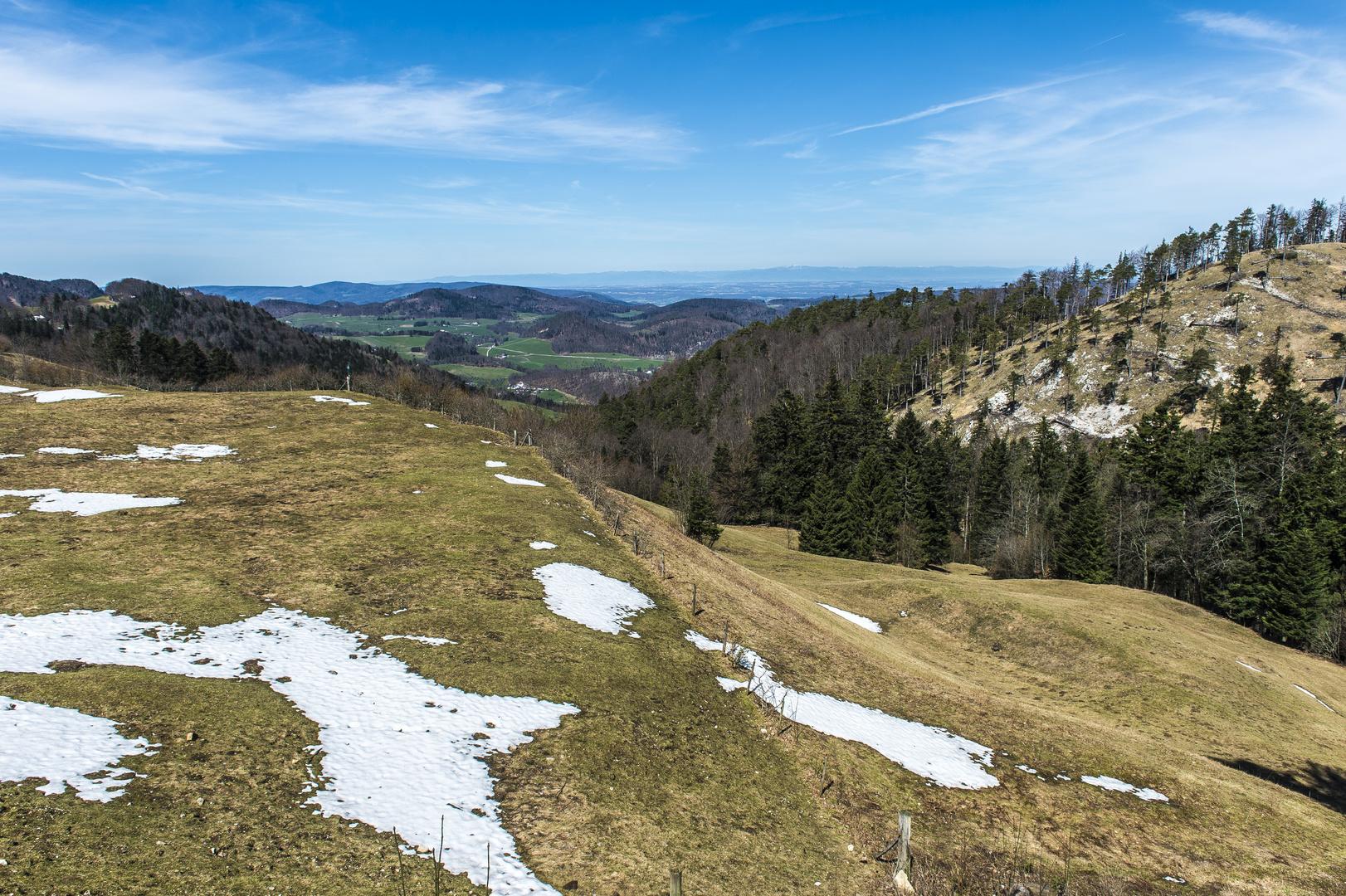 Wasserfallen Schweiz