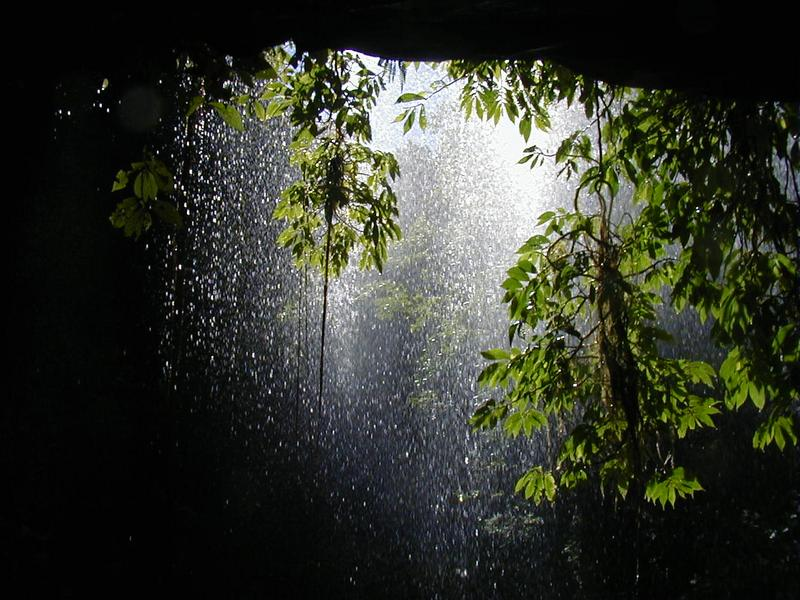 Wasserfallträume