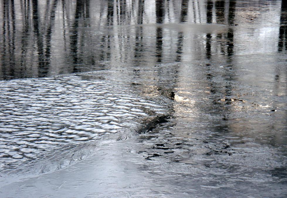 Wasserfest - Eisfläche