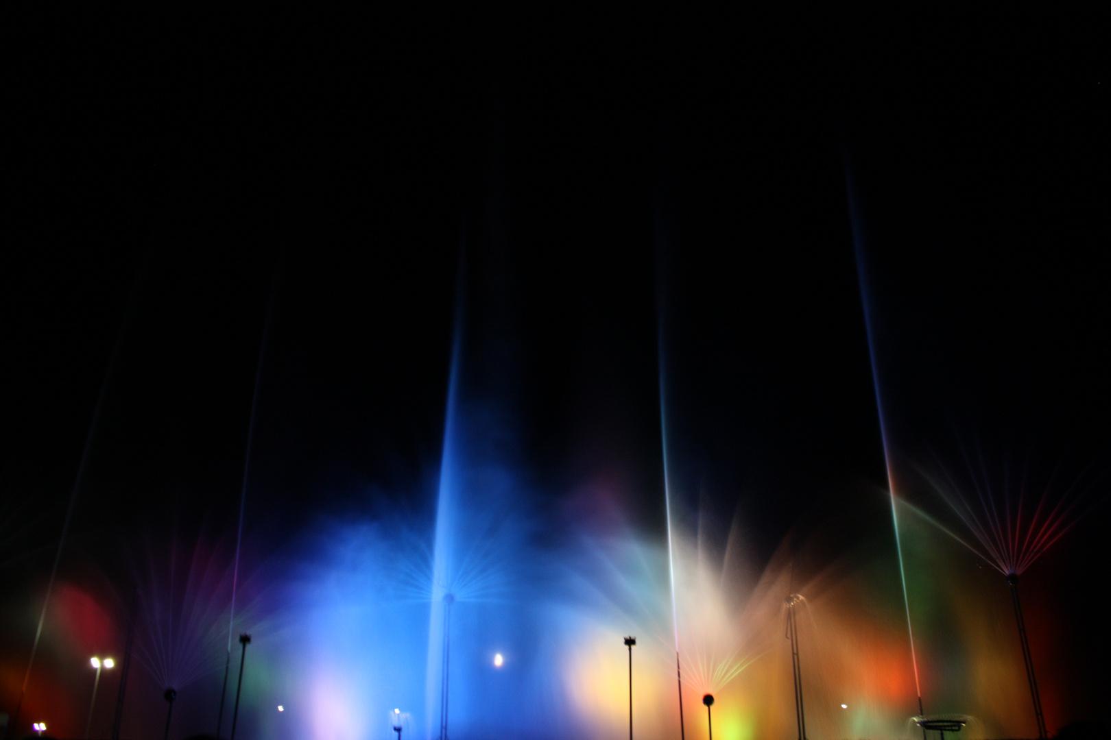 Wasserfeuerwerk