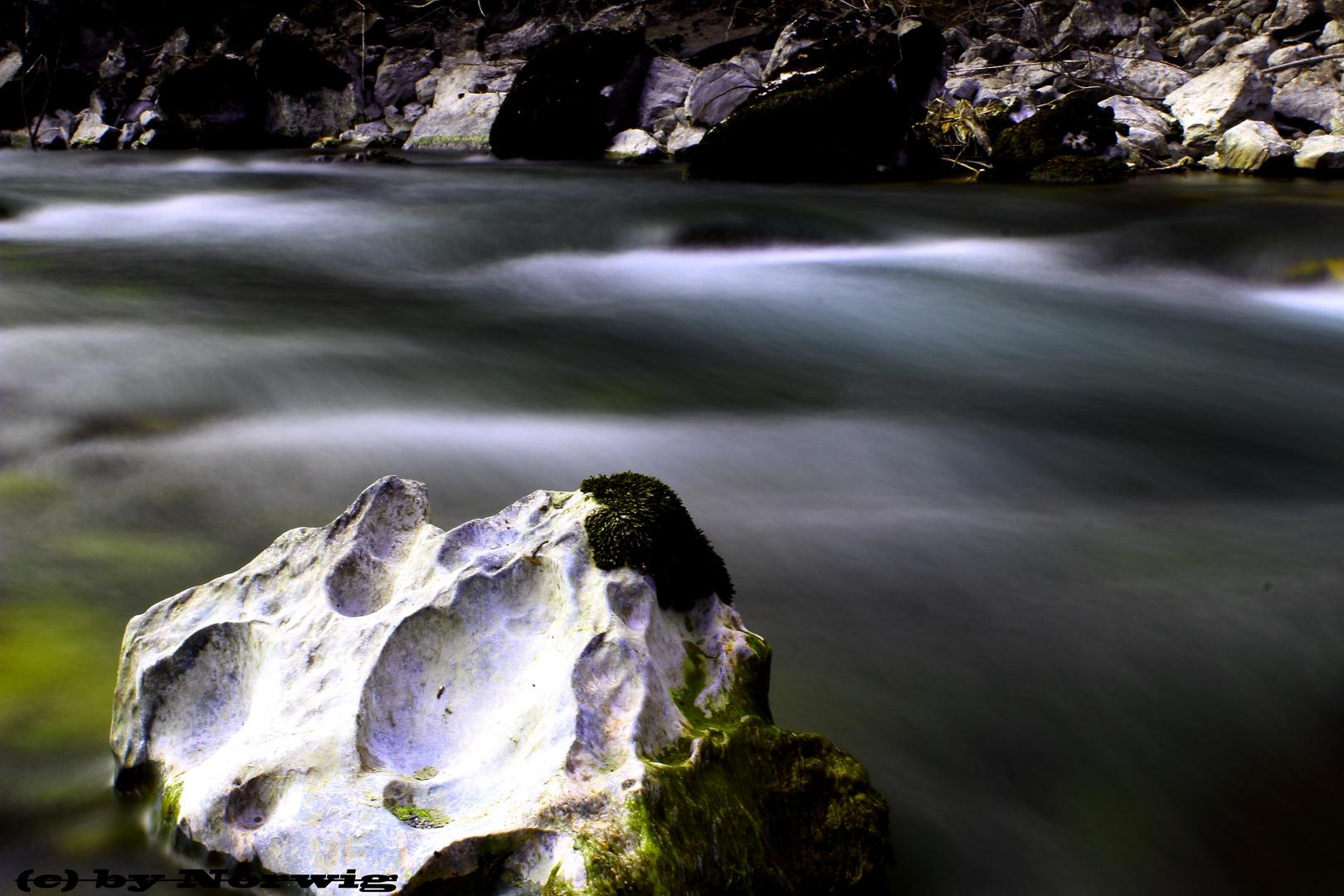 Wasserfluss