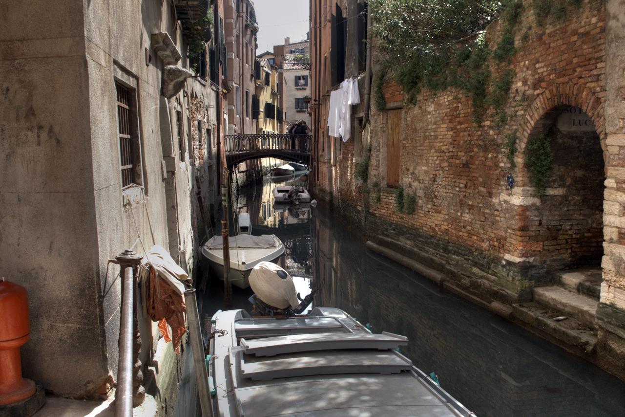 Wassergässchen Venedig