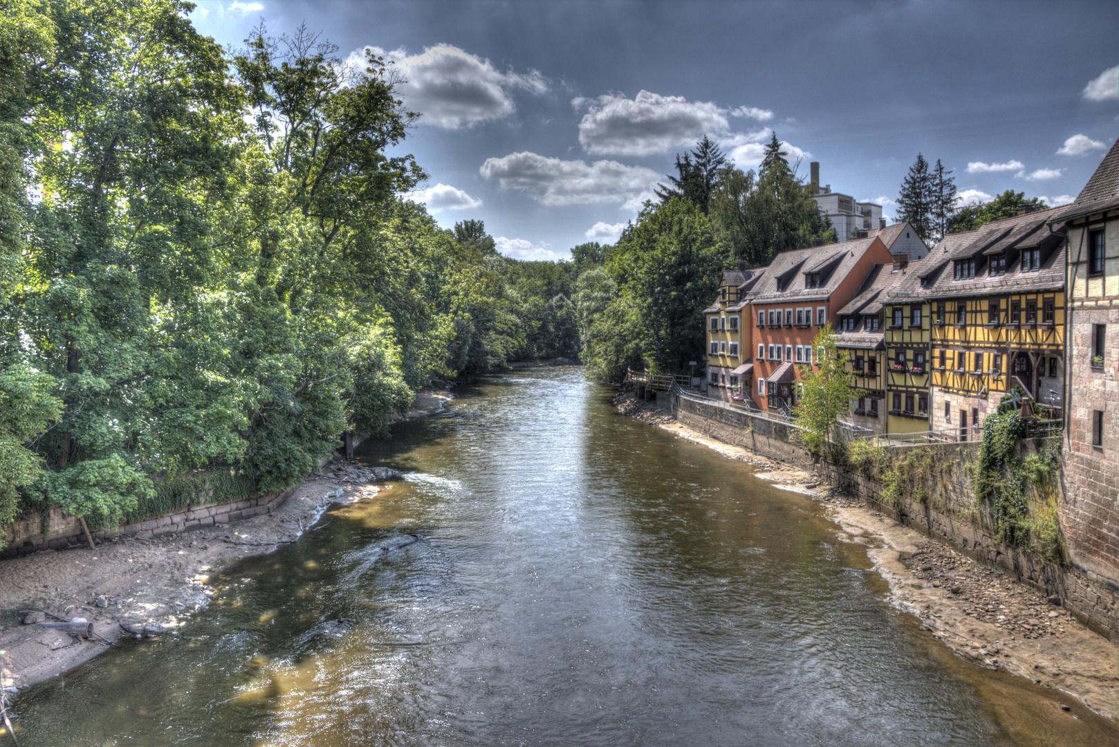 Wassergasse - Stein bei Nürnberg - HDR