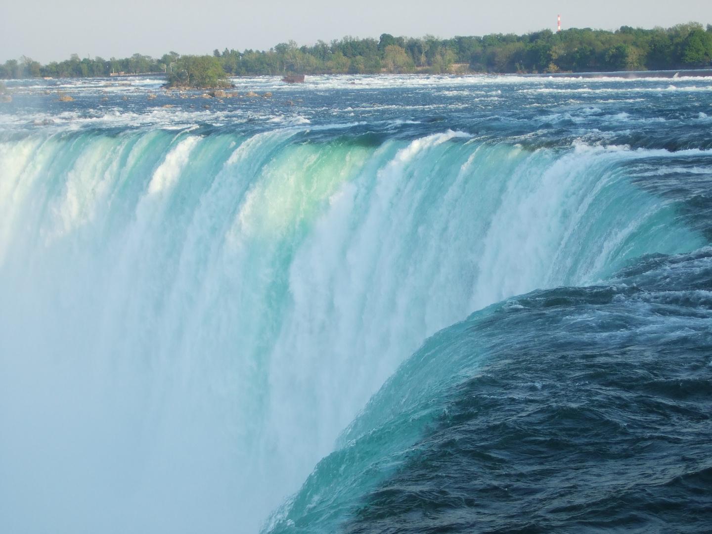 Wassergewalt Niagara