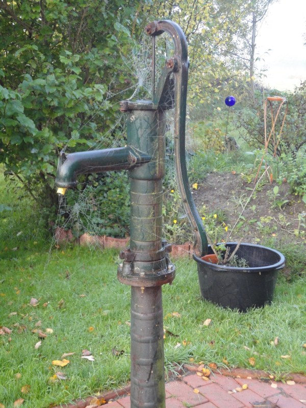 Wasserhebeanlage