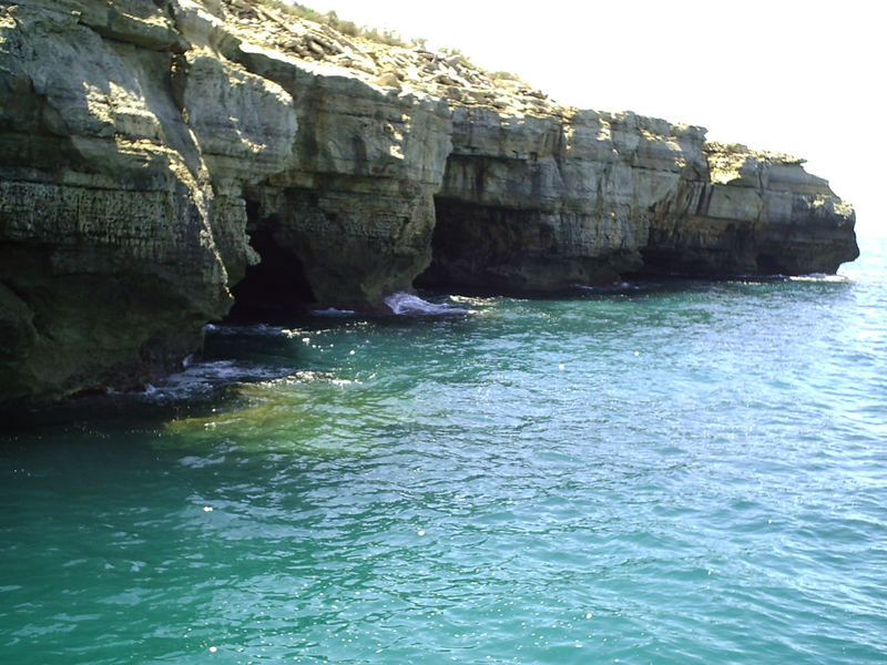 Wasserhöhlen