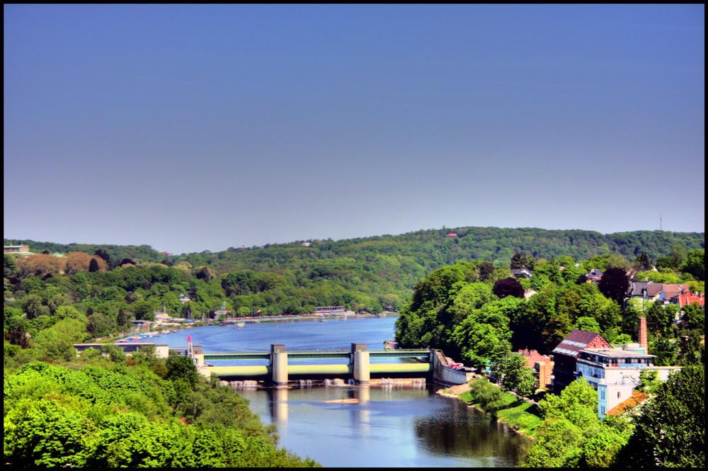 Wasserkraftwerk Baldeney