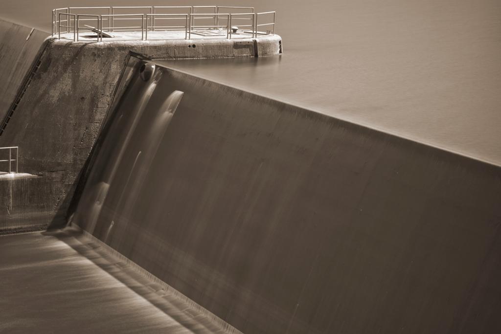 Wasserkraftwerk Fankel / Mosel