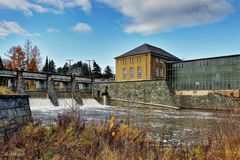 Wasserkraftwerk Greiz Dölau