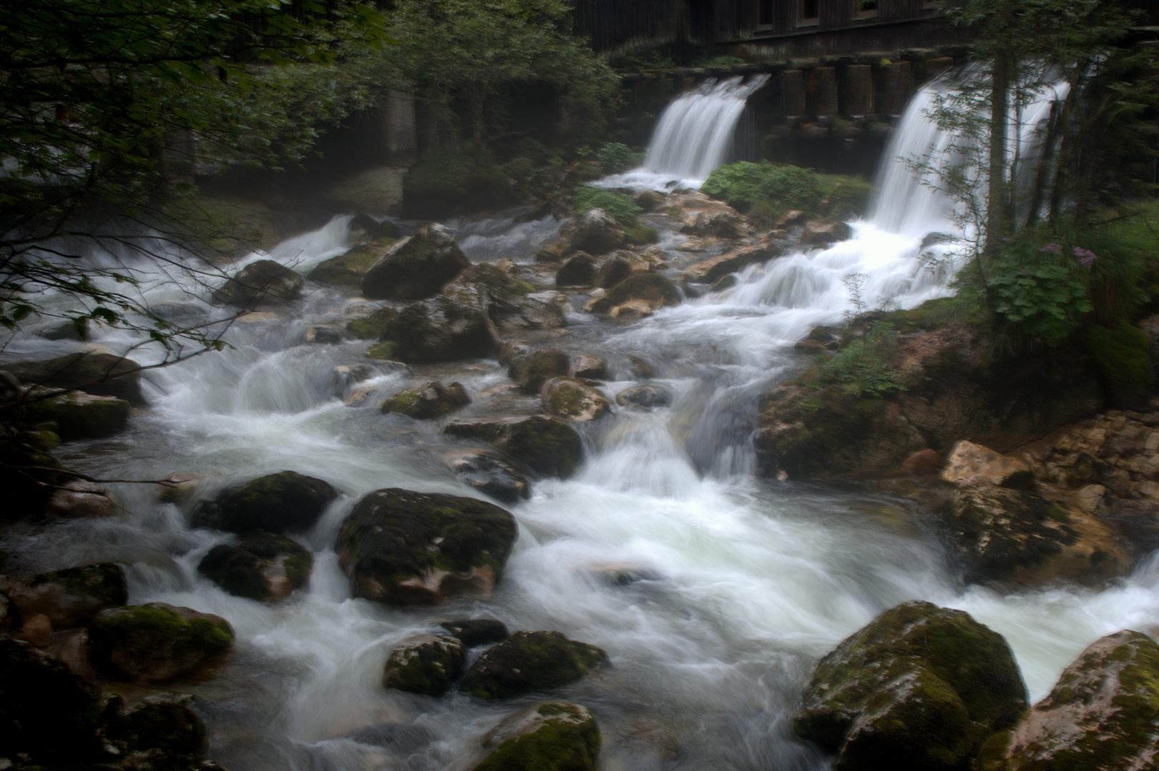 Wasserkraftwerk Sensenschmiede Rossleithen