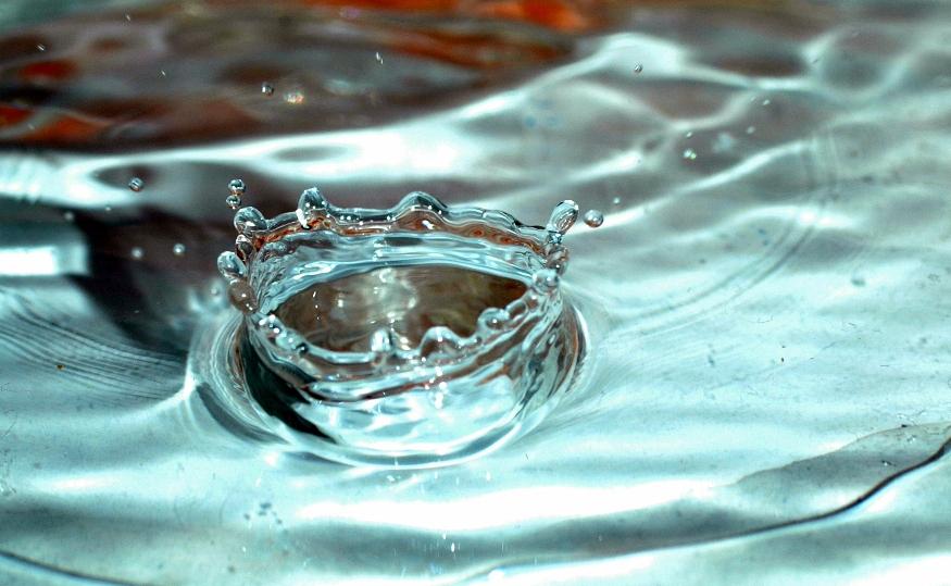 Wasserkrone Teil 1