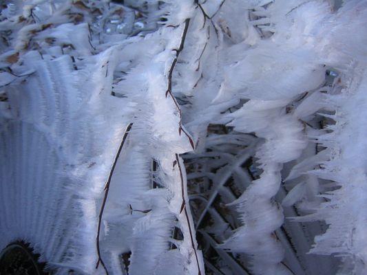 Wasserkuppe on Ice
