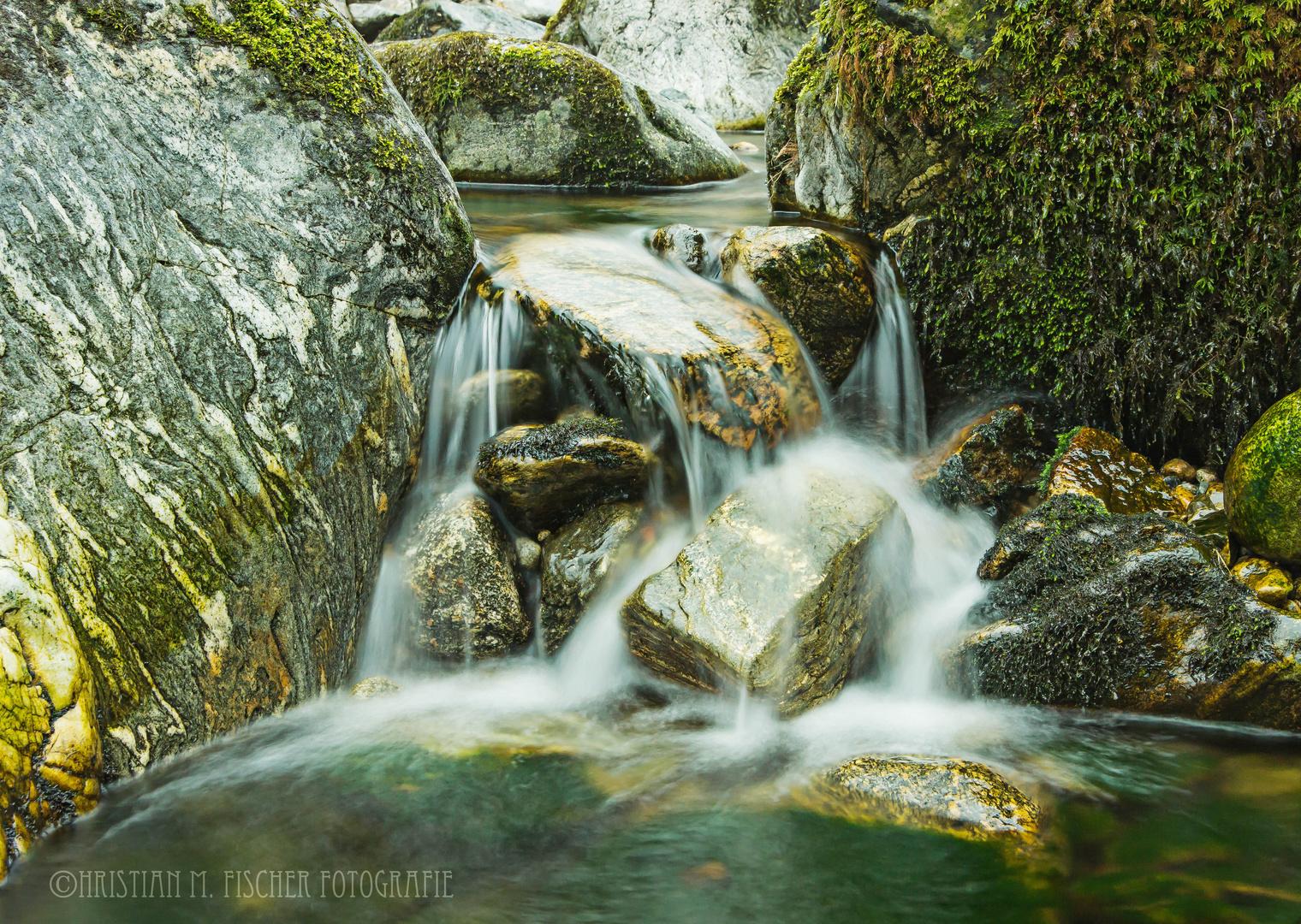 Wasserlauf im Schwarzwald