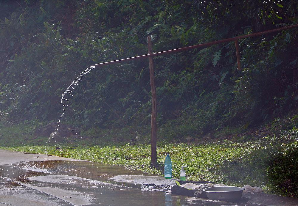 ..Wasserleitung..
