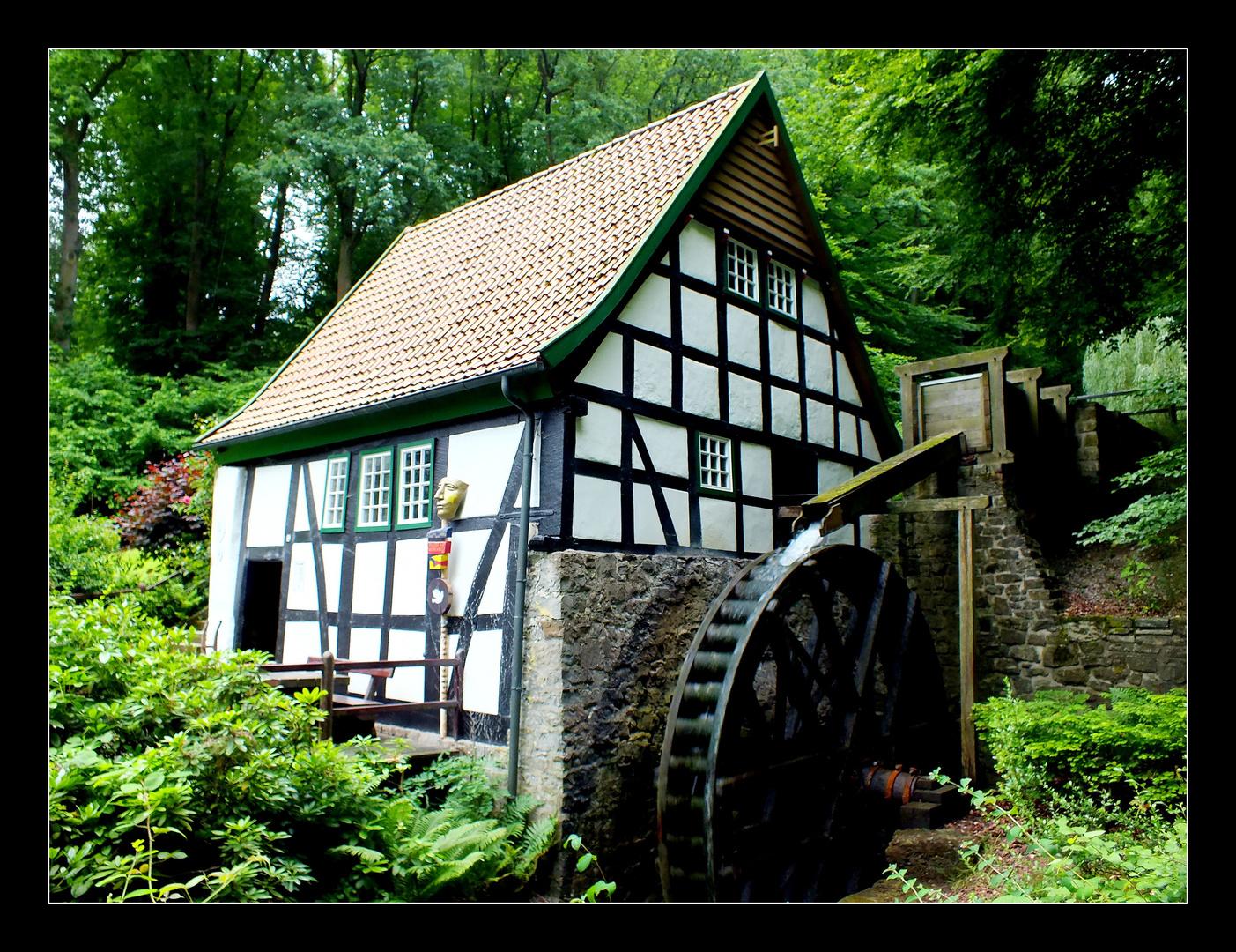 Wasserm Hle Bad Essen Foto Bild Architektur