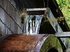 Wassermühle (Detail)