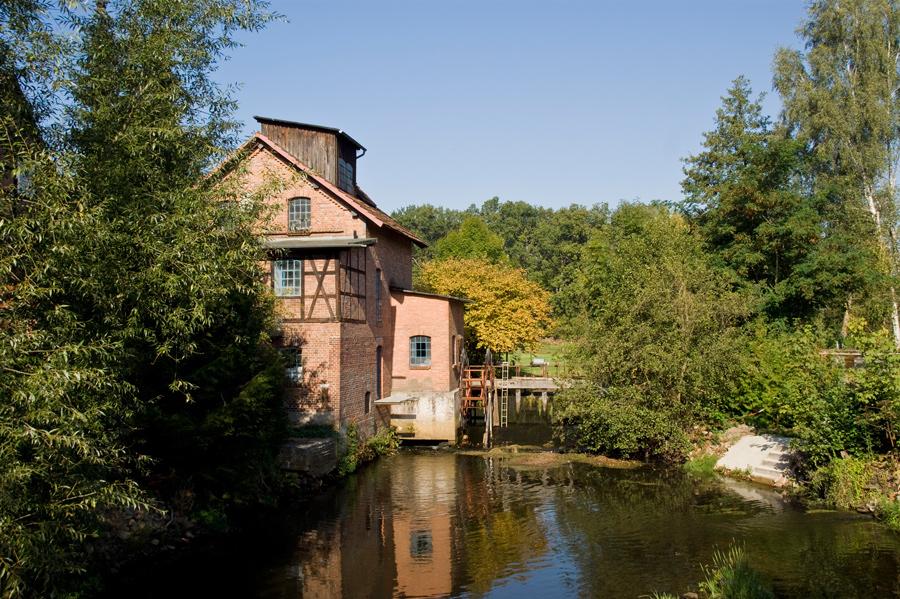 Wassermühle im Celler Land