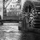 Wassermühle im Fischerviertel