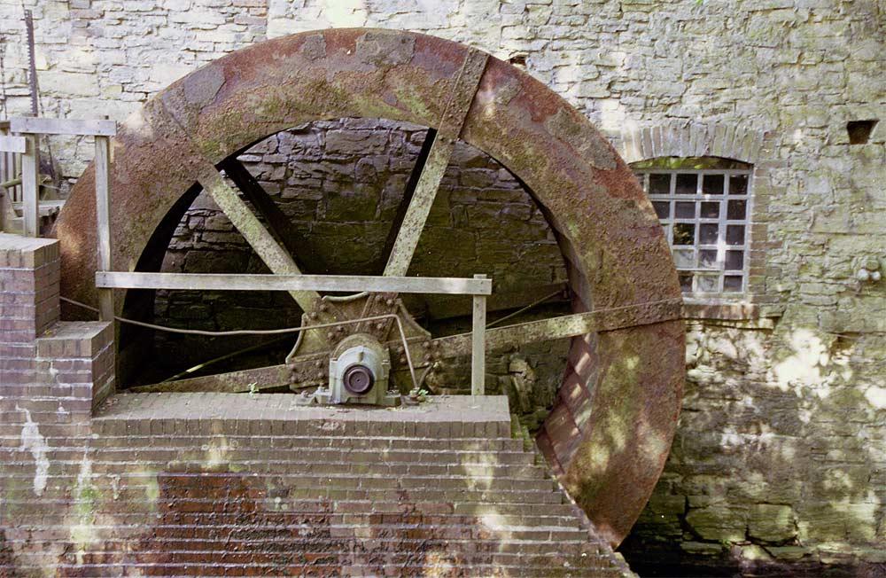 Wassermühle im Nettetal bei Osnabrück