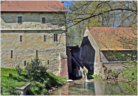 Wassermühle im Stevertal