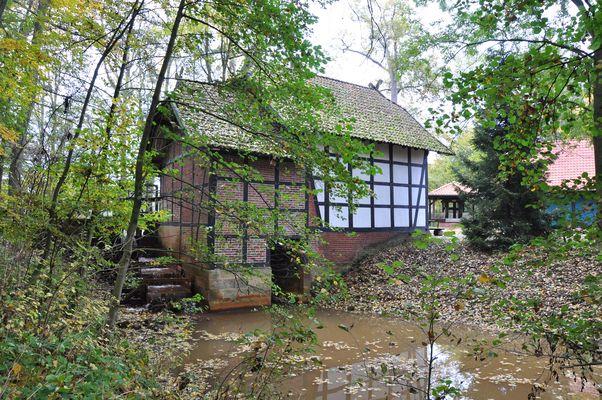 Wassermühle in Harrienstedt
