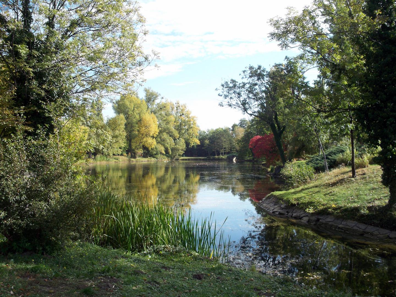 Wasserpark in Wien