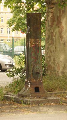 Wasserpumpe Rosa-Luxemburg-Straße 1.01