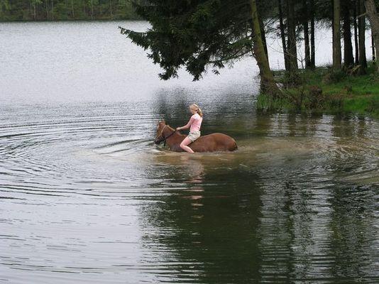 Wasserreiten