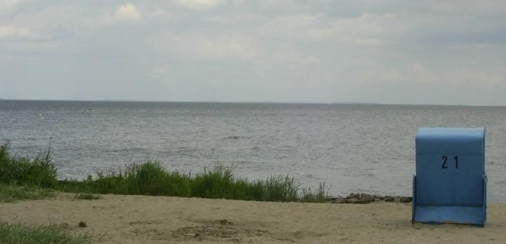 Wasser,Sand und Stille