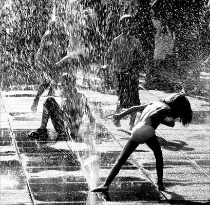 Wasserschlacht....