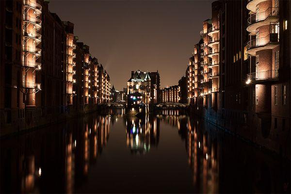 Wasserschlösschen Hamburg