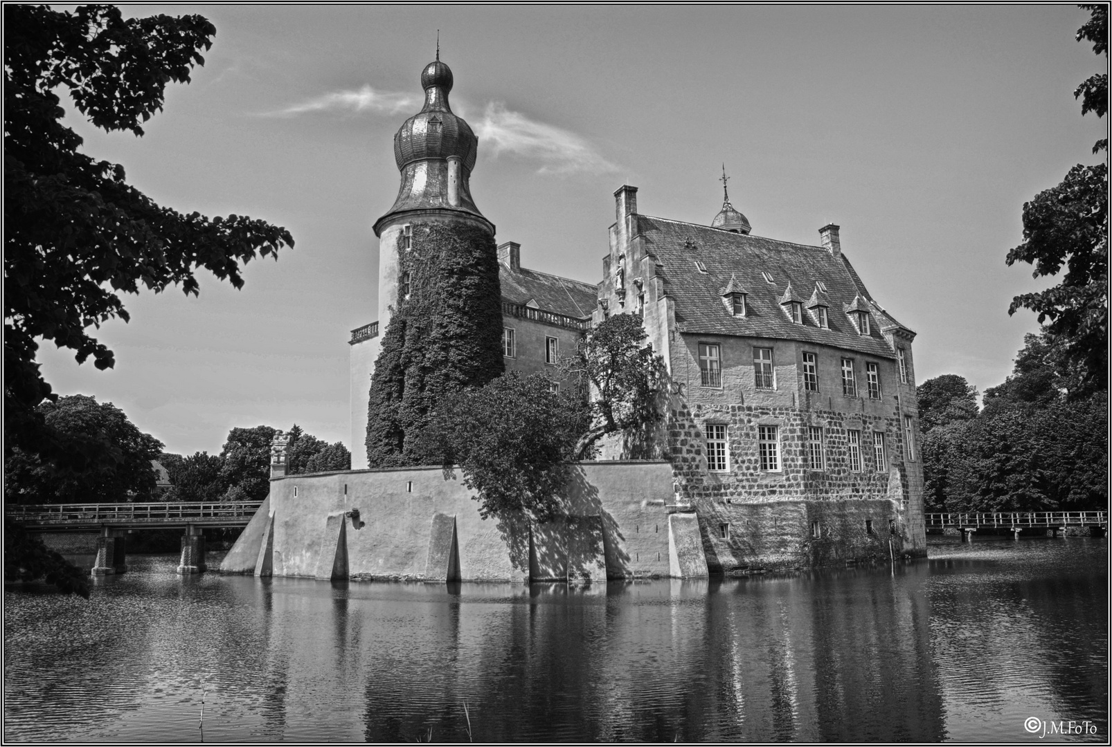 Wasserschloss Gemen
