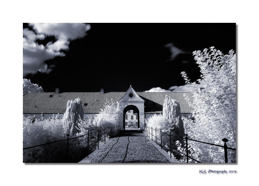 - Wasserschloss Glücksburg III -